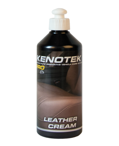 Nettoyant Cuir Leather Cream Kenotek 400 ml